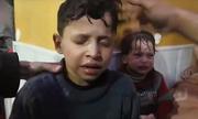 Truyền hình Nga tố cáo vụ tấn công hóa học ở Syria là dàn dựng