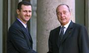Huân chương Bắc đẩu Bội tinh Tổng thống Syria vừa trả cho Pháp