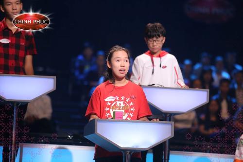 Ngọc Mai nghĩ rằng vòng thi Chung kết là cánh cửa mở ra chân trời tri thức mới.