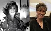 Nữ phi công lên tiếng sau khi cứu máy bay Mỹ nổ động cơ