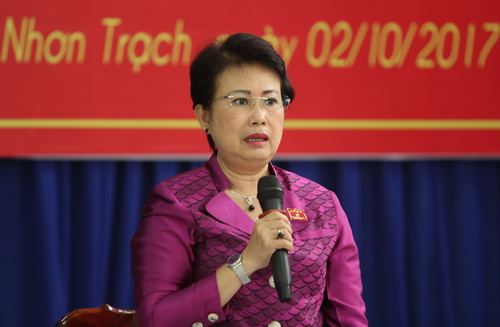Phó bí thư Đồng Nai vượt quyền, 'ưu ái' cho công ty của chồng