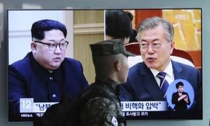 Lãnh đạo Hàn - Triều có đường dây nóng trực tiếp đầu tiên