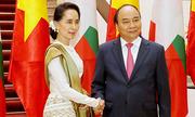 Việt Nam khuyến khích Myanmar tham gia Uỷ hội sông Mekong