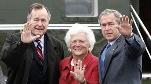 Tổng thống Trump không dự lễ tang cựu đệ nhất phu nhân Barbara Bush