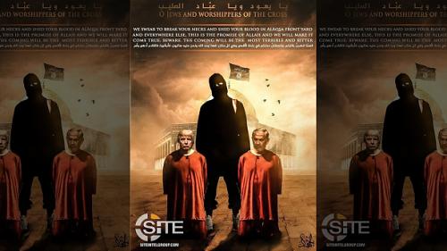 IS dọa hành quyết Trump trong ảnh tuyên truyền trên mạng xã hội
