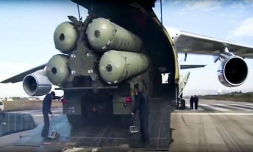 Nga có thể đã chuyển tên lửa S-300 đến Syria