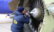 Mỹ thanh tra hàng trăm động cơ sau vụ hành khách bị hút khỏi máy bay