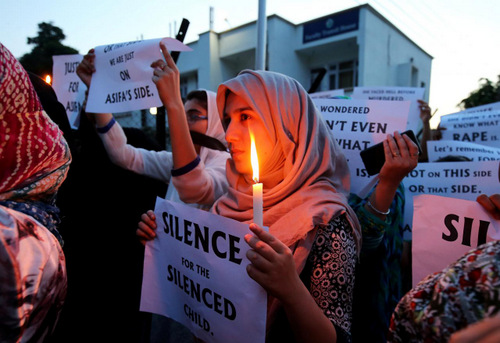 Ấn Độ cho phép tử hình tội phạm hiếp dâm trẻ em gái