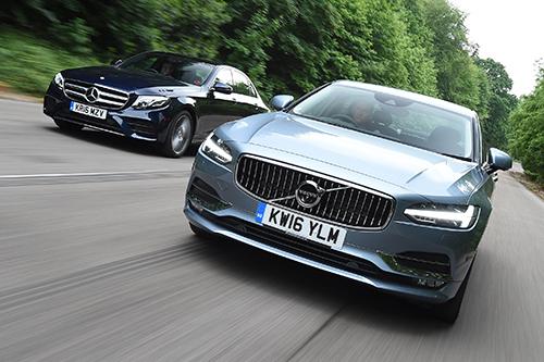 Mercedes và Volvo có thể hợp tác dùng chung động cơ
