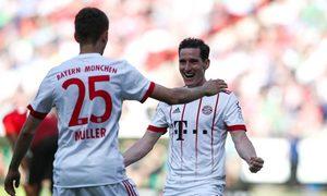 Hannover 0-3 Bayern Munich