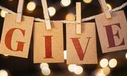 Trắc nghiệm cụm động từ với 'give'