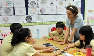 Học phí vào lớp 1 các trường quốc tế ở Sài Gòn
