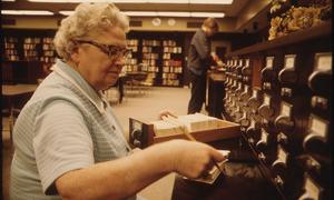 Thư viện thay đổi thế nào trong thời đại số