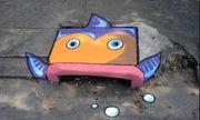 Quận 1 Äá» xuất vẽ tranh nắp cá»ng Äá» bảo vá» môi trÆ°á»ng gây tranh cãi