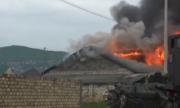 Robot Nga khai hỏa diệt khủng bố cố thủ trong tòa nhà