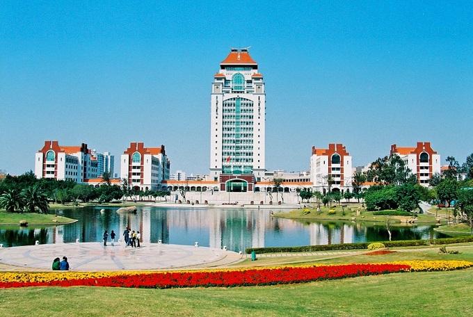 10 đại học đẹp nhất khu vực Đông Á