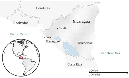 Phóng viên bị bắn chết khi đang truyền hình trực tiếp bạo động ở Nicaragua