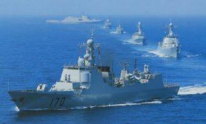 Đô đốc Mỹ nói chỉ chiến tranh mới ngăn Trung Quốc chiếm Biển Đông