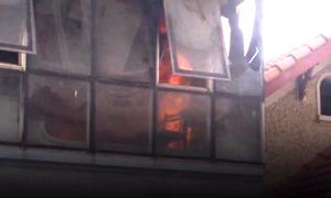 Cháy trường mầm non ở Hà Nội, 50 trẻ được giải cứu