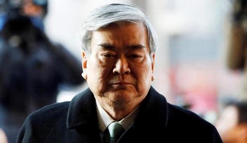 Chủ tịch Korean Aire Cho Yang-ho. Ảnh: AFP.