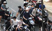 Hỗn chiến bằng súng, mã tấu ở Sài Gòn do mâu thuẫn đá gà