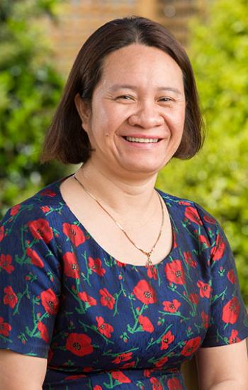 Bà Ngụy Thị Khanh. Ảnh:GreenID