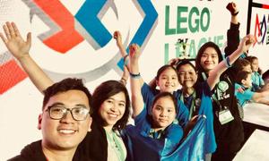 Học sinh Việt Nam đạt giải cao cuộc thi robot hàng đầu thế giới