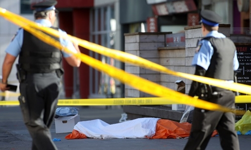 Lao xe ở Canada, 10 người thiệt mạng
