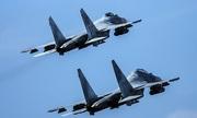 100 máy bay Nga diễn tập không quân quy mô lớn