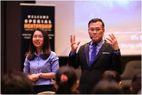 Chuyên gia Ernest Wong chia sẻ 3 điều làm thay đổi cuộc sống của một người