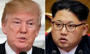 Trump có thể hiểu lầm tuyên bố ngừng thử hạt nhận của Kim Jong-un