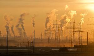 95% dân số thế giới sống trong không khí ô nhiễm