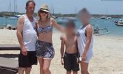 Bé trai Australia 12 tuổi trộm thẻ tín dụng của bố mẹ sang Indonesia du lịch