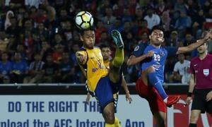 Johor Darul Ta'zim 3-2 Sông Lam Nghệ An
