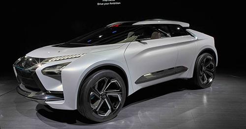 Mitsubishi Lancer sedan hồi sinh bằng thiết kế crossover