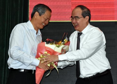 Ông Lê Văn Khoa: 'Tôi xin từ nhiệm để người khác làm tốt hơn'