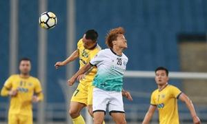 Thanh Hóa 3-3 Yangon United