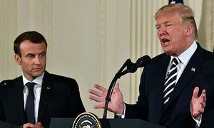 Trump tuyên bố Mỹ sẽ để lại 'dấu ấn mạnh mẽ và lâu dài' ở Syria