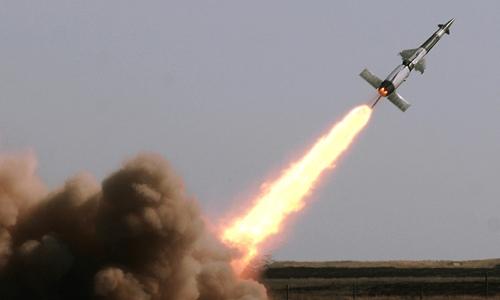 Tên lửa đất đối không S-125. Ảnh: Tass.