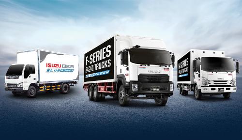 TGĐ Isuzu Việt Nam: Isuzu tiên phong giới thiệu thế hệ xe tải mới - xin bài edit