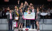 Ba thí sinh xuất sắc Chinh phục mùa 3 học thử tại TH School