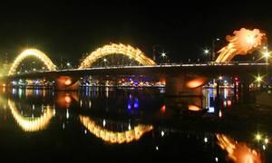 Đà Nẵng không phun lửa cầu Rồng dịp lễ hội pháo hoa