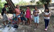 Cuộc sống của thổ dân Venezuela chạy sang biên giới Colombia