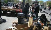 Chợ bán Äá» cÅ© trÄm nÄm á» Pháp