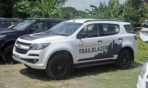 Chevrolet Trailblazer giá từ 859 triệu đồng - có thể 'cản đường' Fortuner?
