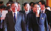 Cuộc gặp giữa Kim Jong-un và Tổng thống Hàn diễn ra thế nào?