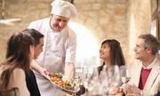 Trắc nghiệm từ vựng dùng trong nhà hàng mức độ dễ