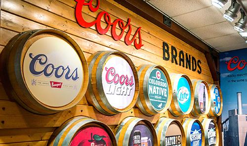 Thương hiệu Coors có lịch sử hơn 100 năm.