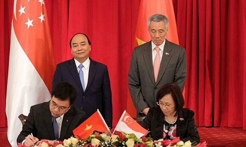 Việt Nam - Singapore hợp tác về đo lường chất lượng
