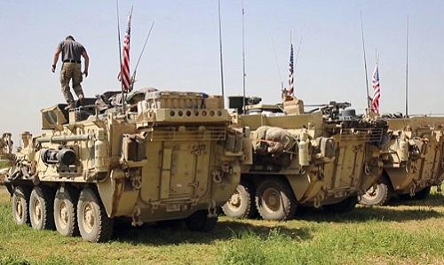 Mỹ tuyên bố mở rộng cuộc chiến tại Syria